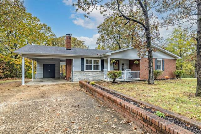 1485 St Francois Road, Bonne Terre, MO 63628 (#20076972) :: RE/MAX Professional Realty