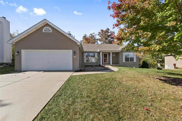 4219 Broken Rock Drive, Wentzville, MO 63385 (#20076984) :: Parson Realty Group