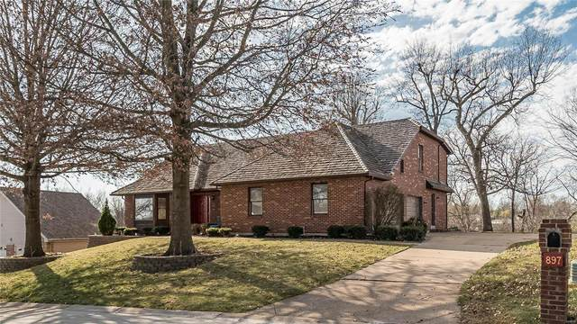 897 Natchez Drive, Saint Charles, MO 63303 (#20076985) :: Parson Realty Group