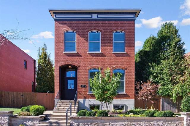 1107 Dolman Street, St Louis, MO 63104 (#20076990) :: Clarity Street Realty