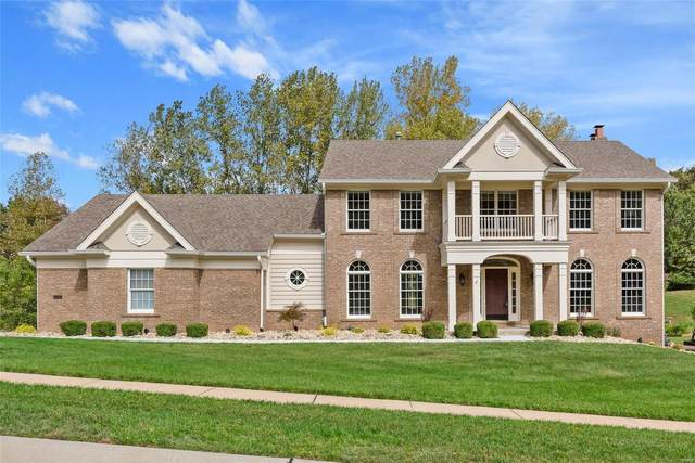 17762 Hornbean Drive, Wildwood, MO 63005 (#20076999) :: Kelly Hager Group | TdD Premier Real Estate