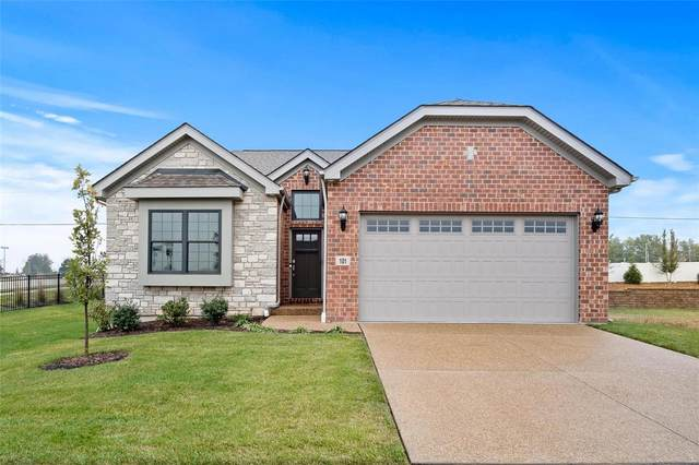 101 Quail Bluff Court, Wentzville, MO 63385 (#20077001) :: The Becky O'Neill Power Home Selling Team