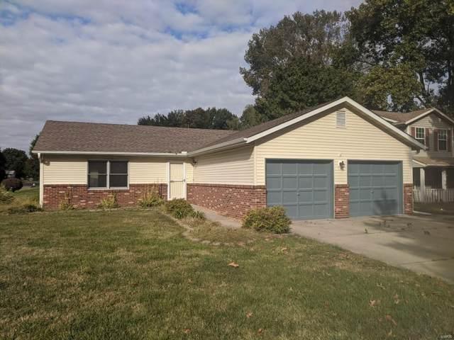 512 Oakwood Drive, Troy, IL 62294 (#20077010) :: Barrett Realty Group