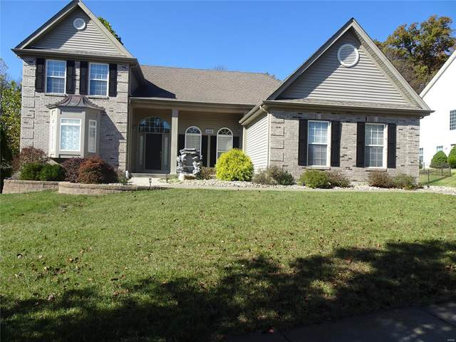 1295 Polo Lake, Ellisville, MO 63021 (#20077024) :: The Becky O'Neill Power Home Selling Team