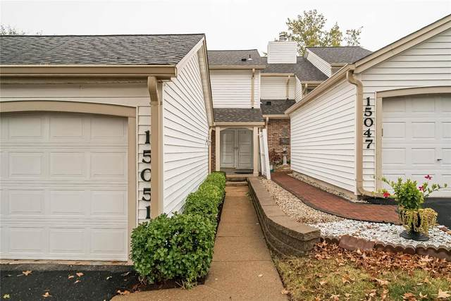 15051 Green Circle Drive, Chesterfield, MO 63017 (#20077034) :: Clarity Street Realty