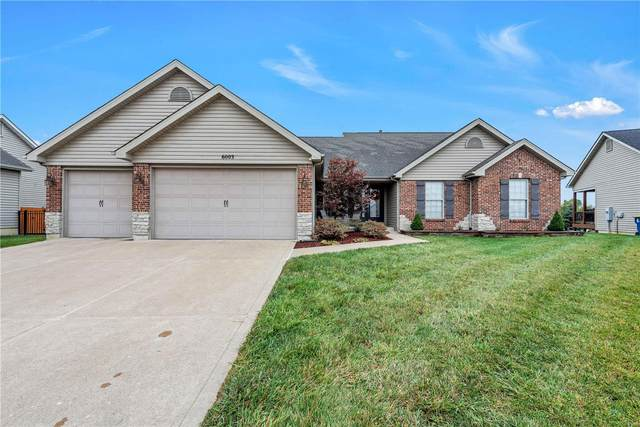 6003 Blake Thomas Drive, Wentzville, MO 63385 (#20077037) :: The Becky O'Neill Power Home Selling Team
