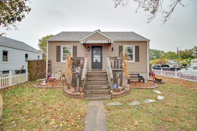 200 Haller Avenue, East Alton, IL 62024 (#20077063) :: Tarrant & Harman Real Estate and Auction Co.