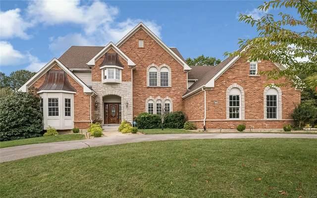 9801 Grandview Estates Drive, St Louis, MO 63127 (#20077079) :: Parson Realty Group