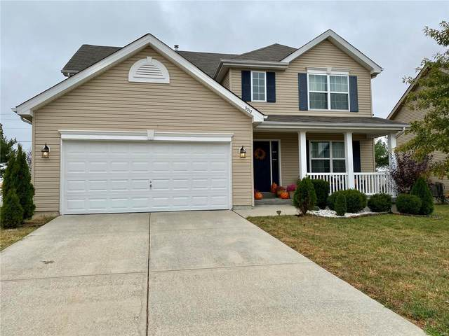 3012 Harvest Meadow Drive, Belleville, IL 62221 (#20077081) :: Tarrant & Harman Real Estate and Auction Co.