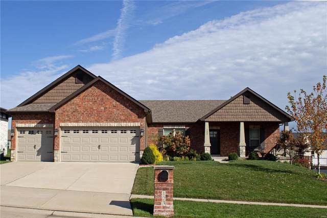 123 Miranda, Wentzville, MO 63385 (#20077083) :: St. Louis Finest Homes Realty Group