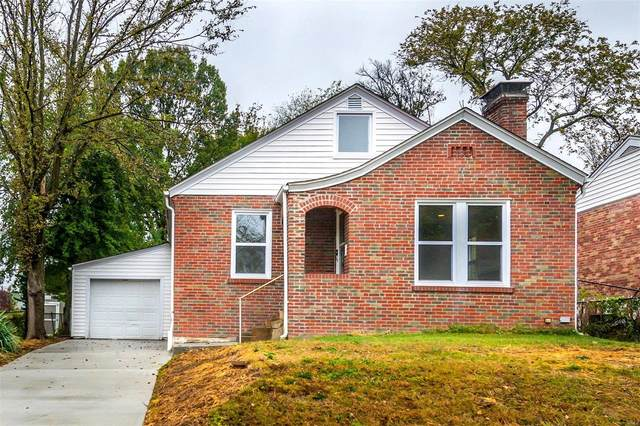 7735 Snowden Avenue, St Louis, MO 63117 (#20077088) :: Clarity Street Realty