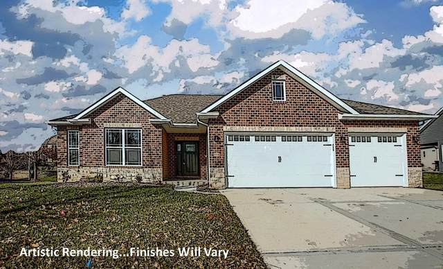 235 Smola Woods Court, Glen Carbon, IL 62034 (#20077103) :: The Becky O'Neill Power Home Selling Team
