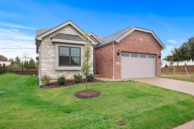 101 Quail Bluff Court, Wentzville, MO 63385 (#20077106) :: The Becky O'Neill Power Home Selling Team
