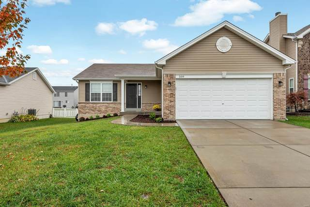 509 Riverdale Park, O'Fallon, MO 63366 (#20077126) :: St. Louis Finest Homes Realty Group