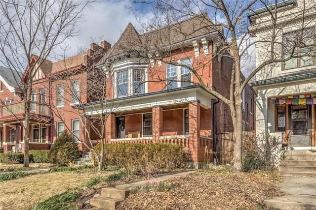 6047 Westminster Place, St Louis, MO 63112 (#20077131) :: Hartmann Realtors Inc.