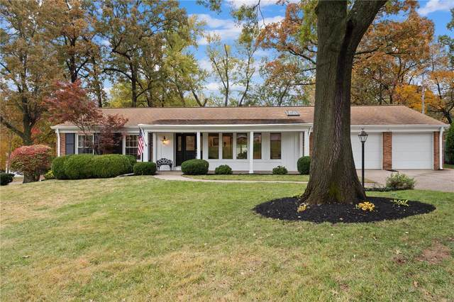 7481 Capilia Drive, St Louis, MO 63123 (#20077133) :: The Becky O'Neill Power Home Selling Team