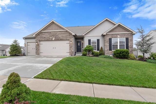31 Crystal Manor Court, Wentzville, MO 63385 (#20077144) :: St. Louis Finest Homes Realty Group