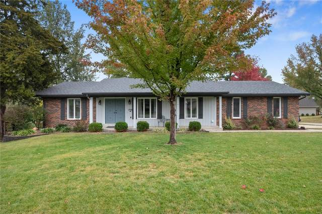 162 Rue Grand Drive, Lake St Louis, MO 63367 (#20077184) :: The Becky O'Neill Power Home Selling Team