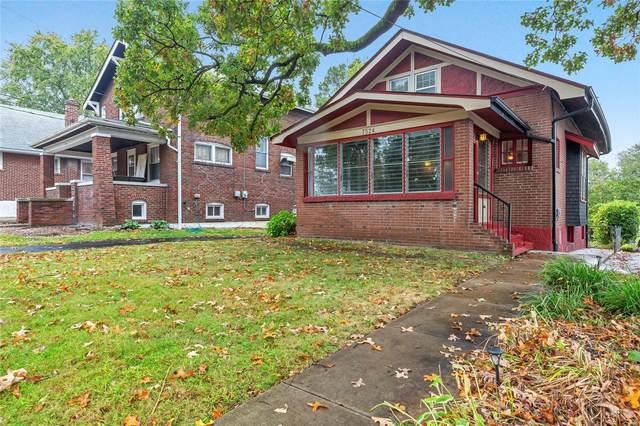 7524 Ellis Avenue, St Louis, MO 63143 (#20077200) :: Parson Realty Group