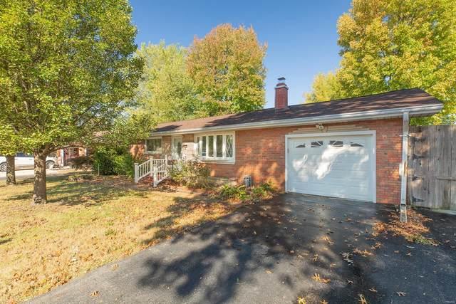 210 Redwood Drive, Godfrey, IL 62035 (#20077220) :: Matt Smith Real Estate Group