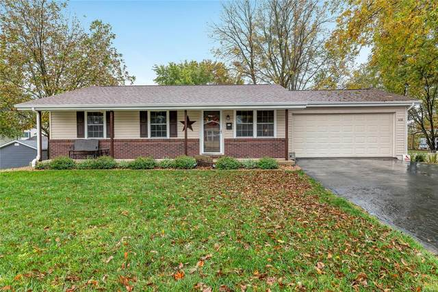 408 Middle Street, RED BUD, IL 62278 (#20077225) :: Walker Real Estate Team