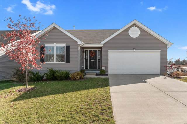 600 Horseshoe Bend Court, Wentzville, MO 63385 (#20077259) :: Clarity Street Realty