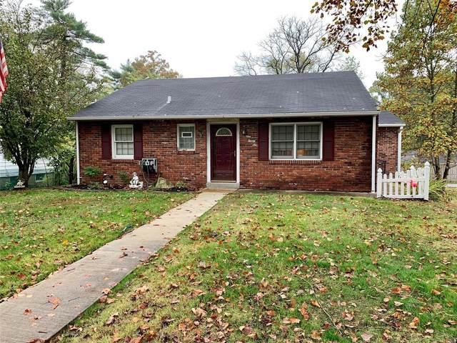 926 Scott Avenue, St Louis, MO 63122 (#20077275) :: Parson Realty Group