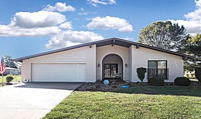810 E 5th Street, TRENTON, IL 62293 (#20077304) :: Kelly Hager Group | TdD Premier Real Estate