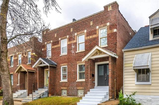 2139 Victor Street, St Louis, MO 63104 (#20077322) :: Matt Smith Real Estate Group