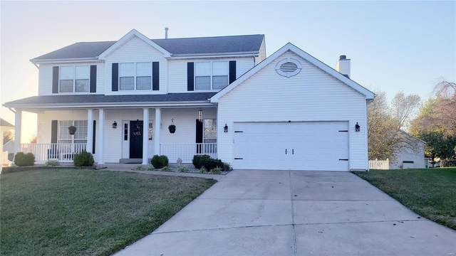 119 Gladiola Ct, O'Fallon, MO 63368 (#20077341) :: The Becky O'Neill Power Home Selling Team