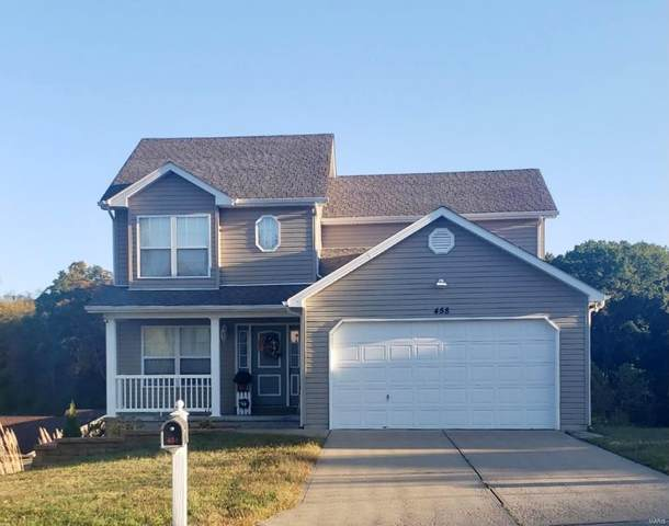 458 Pevely Heights Drive, Pevely, MO 63070 (#20077342) :: Clarity Street Realty
