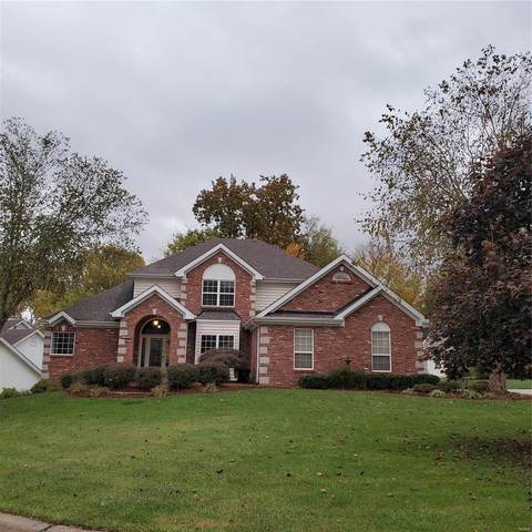 1018 Marions Cove, Lake St Louis, MO 63367 (#20077344) :: The Becky O'Neill Power Home Selling Team