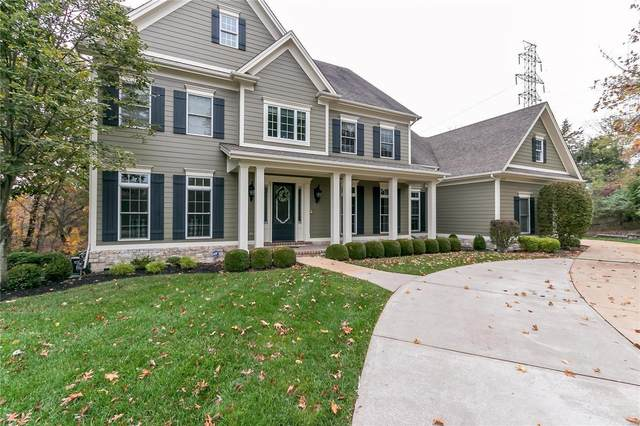 18110 Linden Grove Lane, Glencoe, MO 63038 (#20077345) :: Parson Realty Group