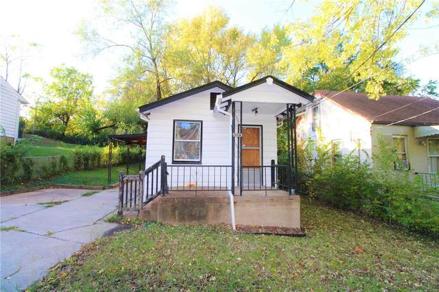 5523 Janet Avenue, St Louis, MO 63136 (#20077354) :: PalmerHouse Properties LLC
