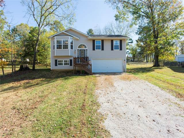 3706 Woods, Byrnes Mill, MO 63051 (#20077362) :: Clarity Street Realty