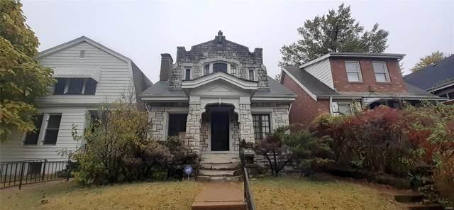 5436 N Kingshighway, St Louis, MO 63115 (#20077366) :: PalmerHouse Properties LLC