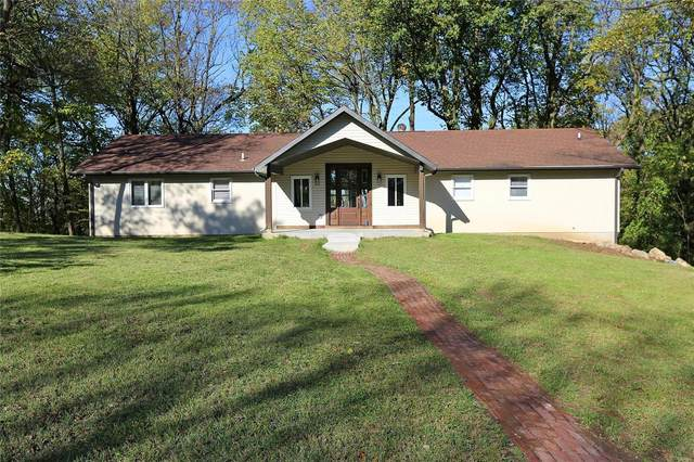 3091 Charbonier Road, Florissant, MO 63031 (#20077387) :: Clarity Street Realty