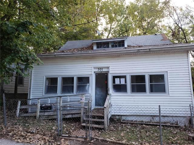 301 Harriett Street, Alton, IL 62002 (#20077400) :: Matt Smith Real Estate Group