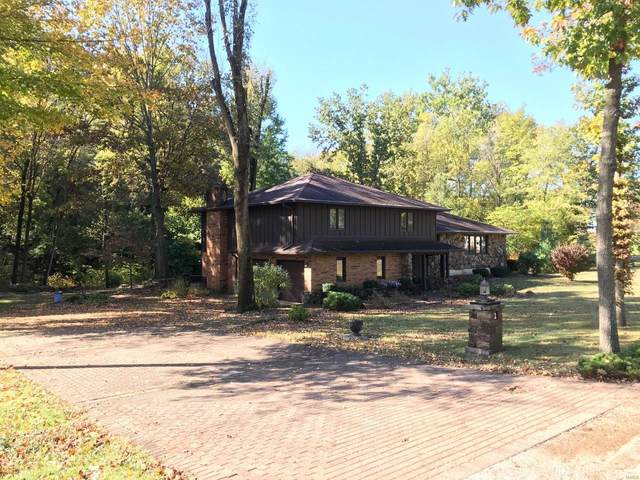 2 Burdick Creek Rd, Collinsville, IL 62234 (#20077401) :: The Becky O'Neill Power Home Selling Team