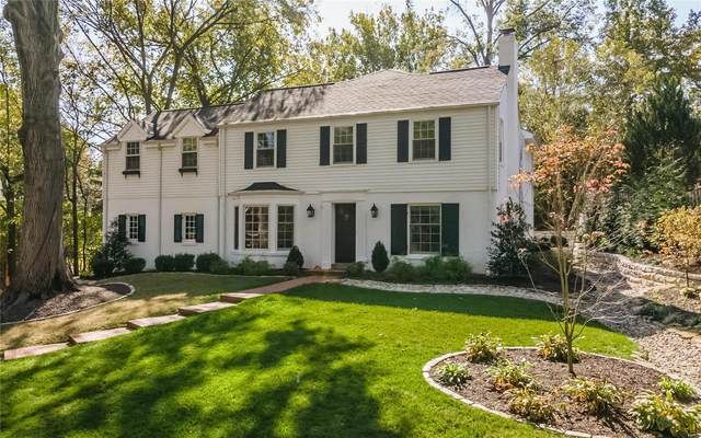 34 Willow Hill, Ladue, MO 63124 (#20077405) :: Clarity Street Realty