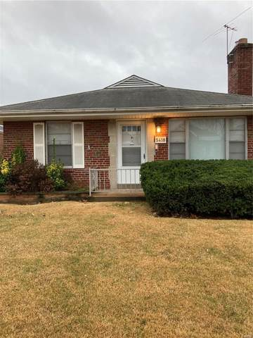 5418 Lindenwood Avenue, St Louis, MO 63109 (#20077410) :: Parson Realty Group