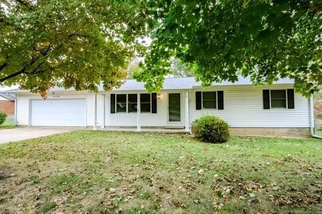 316 Forest Hills Drive, Louisiana, MO 63353 (#20077422) :: Clarity Street Realty