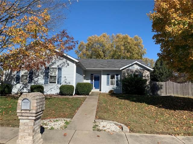 1244 Terrace Green Lane, O'Fallon, IL 62269 (#20077424) :: Century 21 Advantage