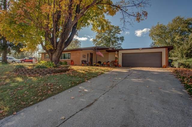5 Birch Drive, Belleville, IL 62223 (#20077476) :: Clarity Street Realty