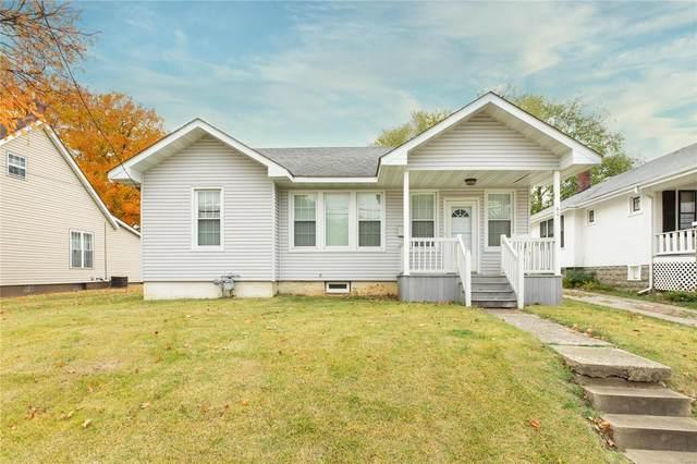 804 Saint Clair Avenue, Collinsville, IL 62234 (#20077500) :: Tarrant & Harman Real Estate and Auction Co.