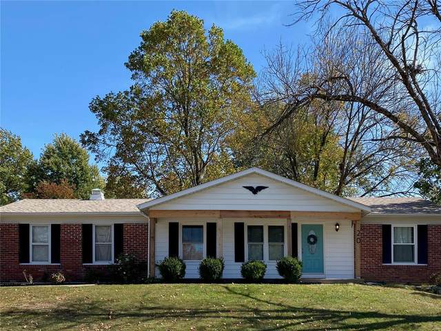 20 Mill Spring, Saint Peters, MO 63376 (#20077521) :: Clarity Street Realty