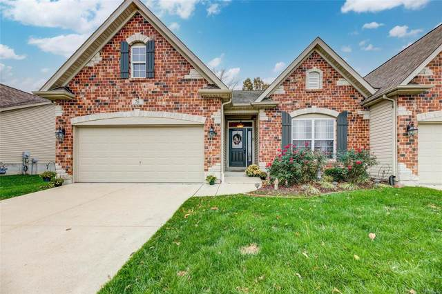 76 Autumn Way Court, Eureka, MO 63025 (#20077524) :: Matt Smith Real Estate Group