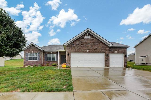 3847 Riverside Pointe Drive, Florissant, MO 63034 (#20077526) :: RE/MAX Professional Realty