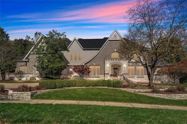 1149 Greystone Manor Parkway, Chesterfield, MO 63005 (#20077529) :: Clarity Street Realty