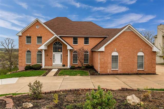 524 Dietrich Road, Ballwin, MO 63021 (#20077539) :: St. Louis Finest Homes Realty Group